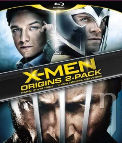 BLU-RAY Film - Kolekce: X-Men Origins: Wolverine + První třída (2 Bluray)