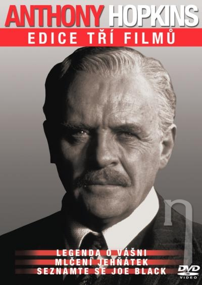 DVD Film - Kolekcia: Anthony Hopkins (3 DVD)
