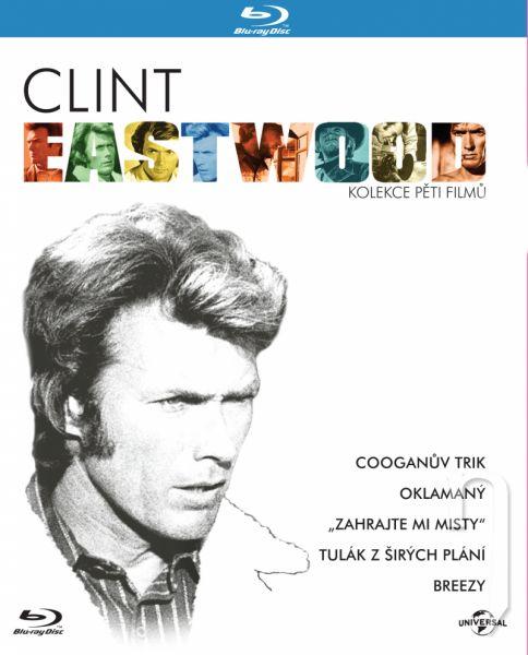BLU-RAY Film - Kolekce Clint Eastwood