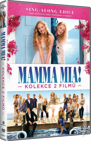 DVD Film - Kolekce: Mamma Mia (2 DVD)