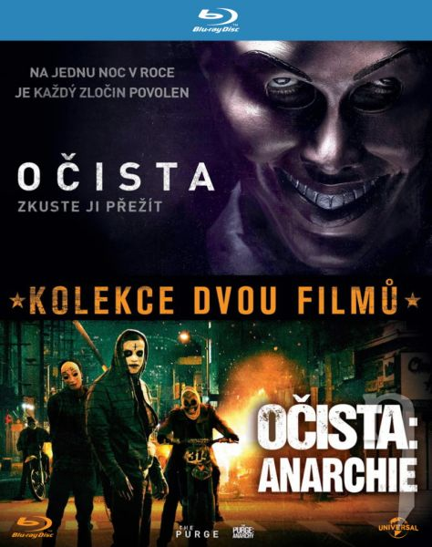 BLU-RAY Film - Kolekcia Očista (2 Bluray)