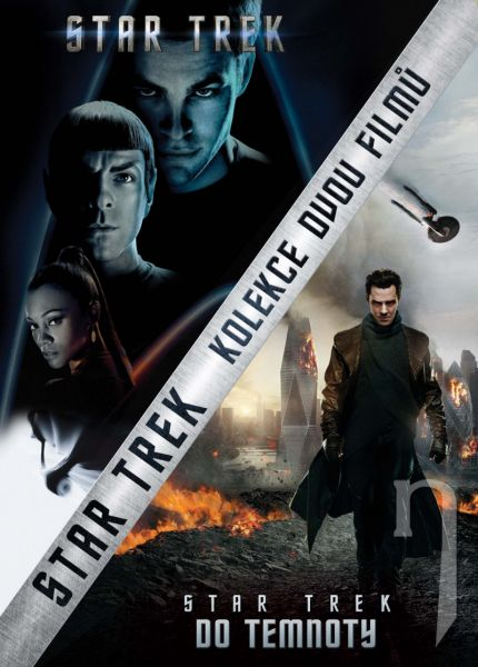 DVD Film - Kolekcia: Star Trek (2 DVD)