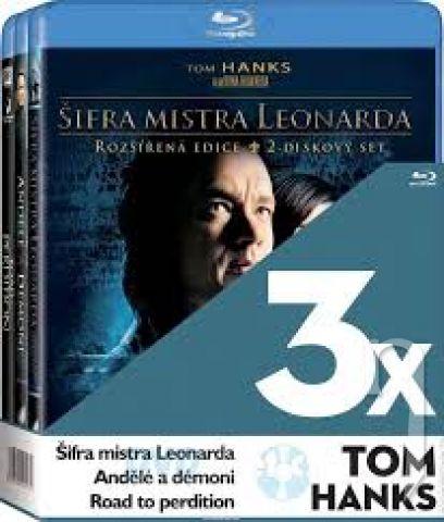 BLU-RAY Film - 3x Tom Hanks