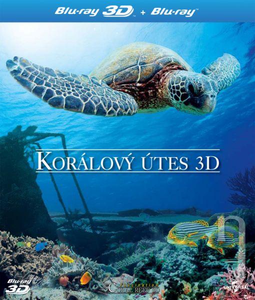 BLU-RAY Film - Korálový útes 3D/2D