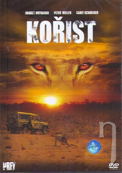 DVD Film - Kořist