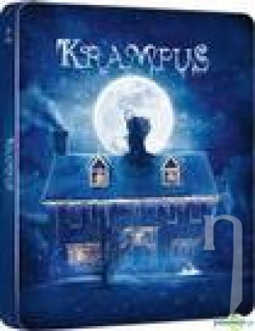 BLU-RAY Film - Krampus: Choď do čerta - Steelbook