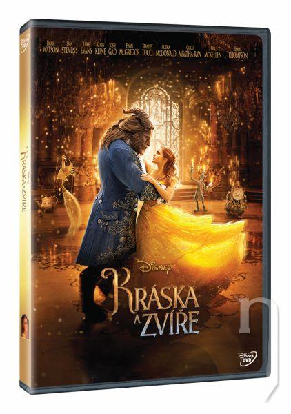 DVD Film - Kráska a zvíře