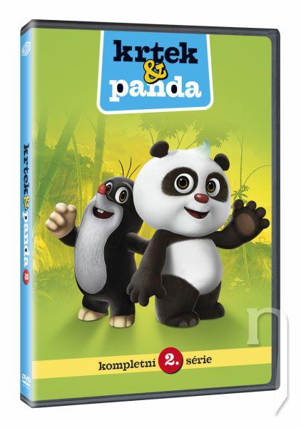 DVD Film - Krtek a Panda 2