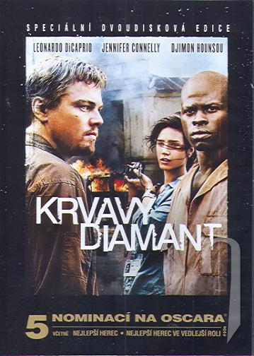 DVD Film - Krvavý diamant (2DVD)