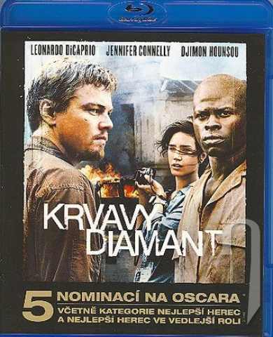 BLU-RAY Film - Krvavý diamant (Blu-ray)