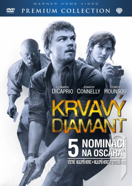 DVD Film - Krvavý diamant