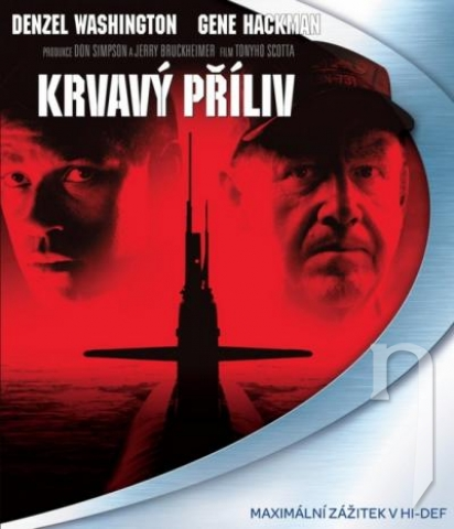 BLU-RAY Film - Krvavý príliv (Bluray)