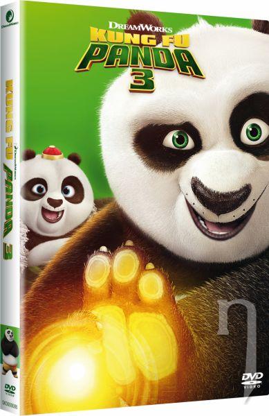 DVD Film - Kung Fu Panda 3