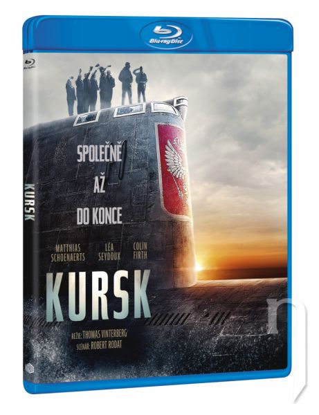 BLU-RAY Film - Kursk