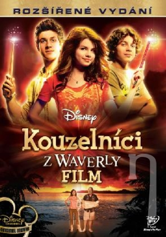 DVD Film - Kúzelníci z Waverly: Film