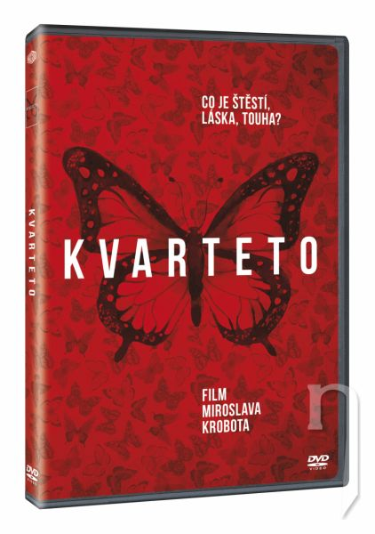 DVD Film - Kvarteto