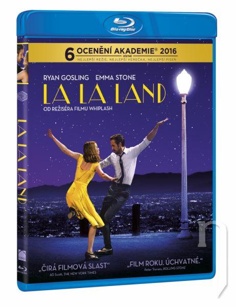BLU-RAY Film - La La Land