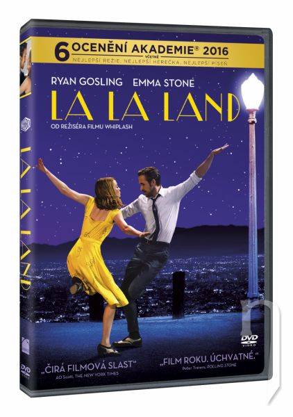 DVD Film - La La Land