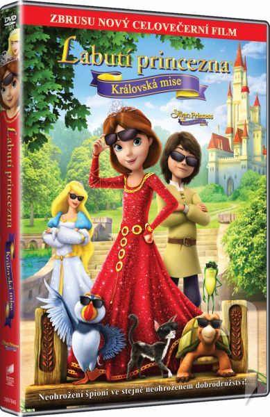 DVD Film - Labutí princezna 7: Královská mise