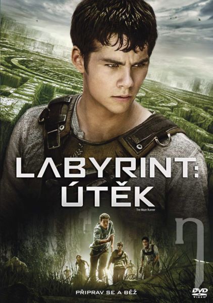 DVD Film - Labyrint: Útek