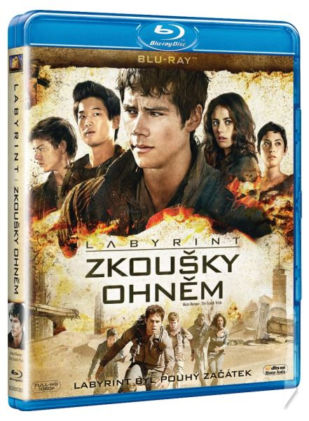 BLU-RAY Film - Labyrint: Zhorenisko