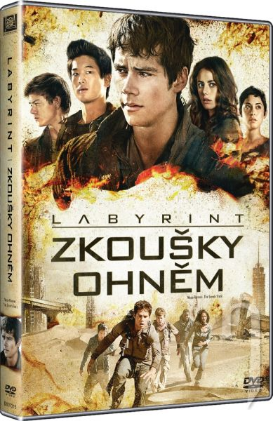 DVD Film - Labyrint: Zhorenisko