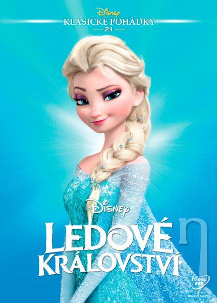 DVD Film - Ledové království