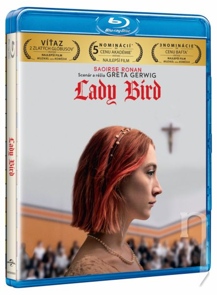 BLU-RAY Film - Lady Bird