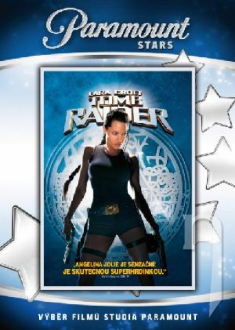 DVD Film - Lara Croft: Tomb Raider