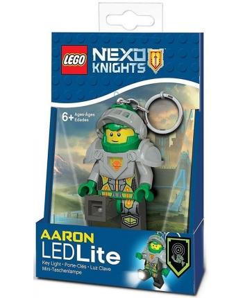LED kľúčenka Aron - LEGO Nexo Knight (7,5 cm)