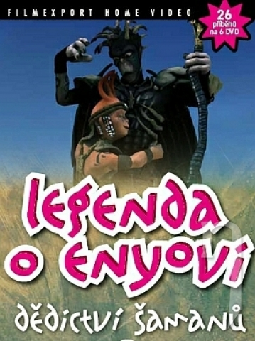DVD Film - Legenda o Enyovi (6 DVD)