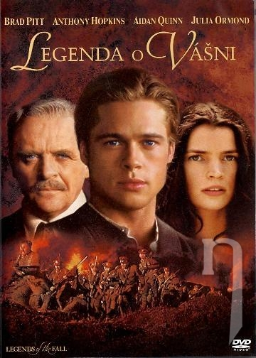 DVD Film - Legenda o vášni