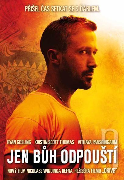 DVD Film - Len Boh odpúšťa