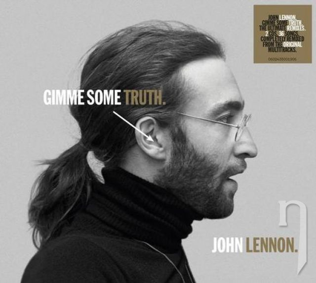 CD - LENNON JOHN - GIMME SOME TRUTH (2CD)