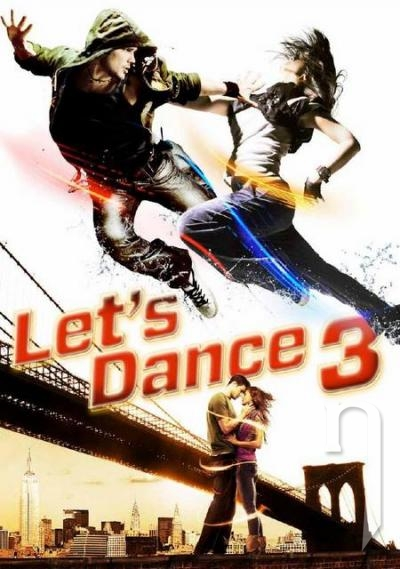 DVD Film - Let´s Dance 3 (digipack)