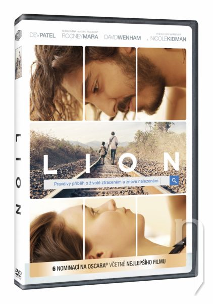 DVD Film - Lion