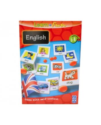 Logická hra - Angličtina