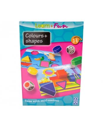 Logická hra - Farby a tvary