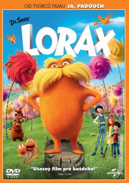 DVD Film - Lorax
