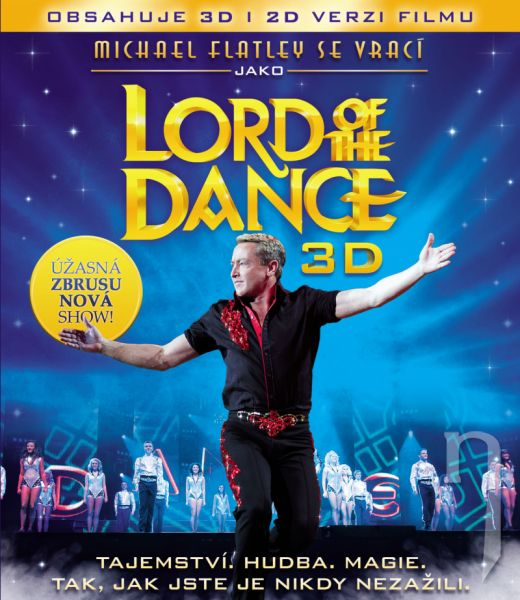 BLU-RAY Film - Lord of the Dance