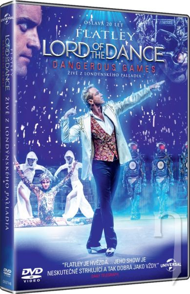 DVD Film - Lord Of The Dance: Dangerous Games