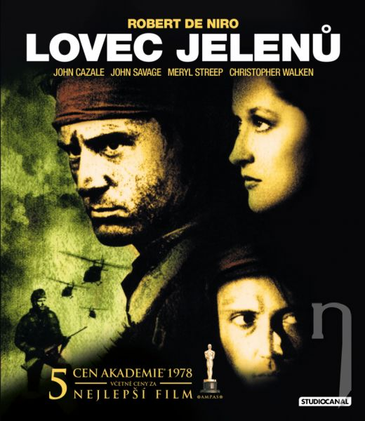 BLU-RAY Film - Lovec jeleňov