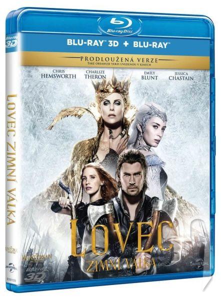 BLU-RAY Film - Lovec: Zimní válka 2D/3D