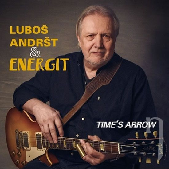 CD - Luboš & Energit Andršt - Times Arrow