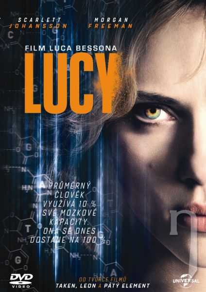 DVD Film - Lucy