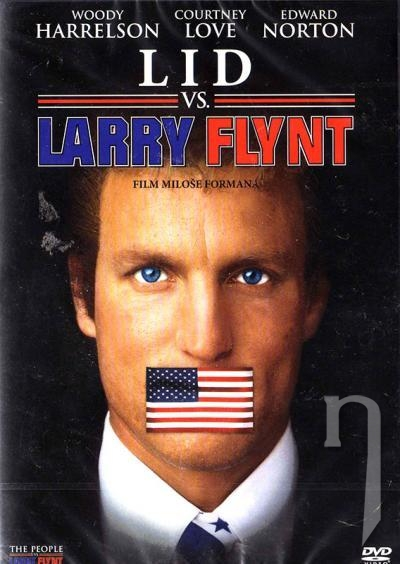 DVD Film - Ľud verzus Larry Flynt (pap.box)