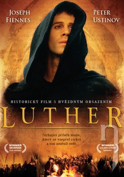 DVD Film - Luther (digipack)