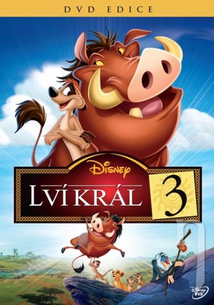 Lví král 3: Hakuna Matata (DVD)