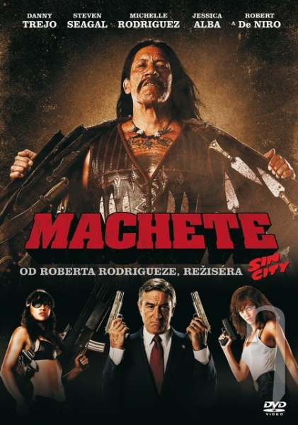 DVD Film - Machete