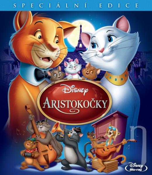 Mačky aristokratky S.E. (BLU-RAY)